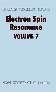 Electron Spin Resonance PDF