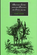 British Satire and the Politics of Style, 1789-1832