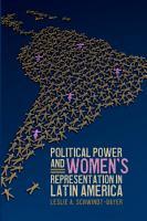 Political Power and Women s Representation in Latin America PDF