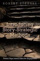 Introducing Story Strategic Methods PDF