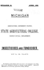 Insecticides and Fungicides