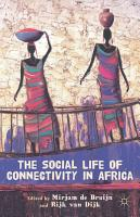The Social Life of Connectivity in Africa PDF