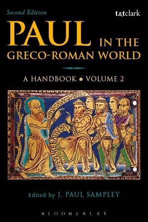 Paul in the Greco Roman World  A Handbook PDF