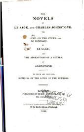 Ballantyne's Novelist's Library: Volume 4