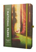 The Art of National Parks: Park-Lover's Journal (59Parks, Hiking & Nature Journal)