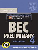 Cambridge BEC  Student s Book with Answers  Preliminary 4 PDF