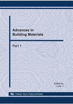 Advances in Building Materials, ICSBM 2011