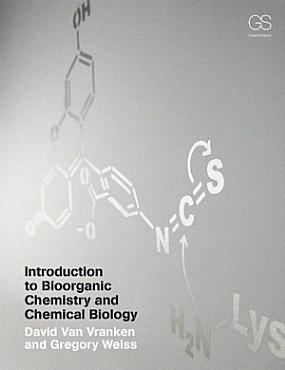Introduction to Bioorganic Chemistry and Chemical Biology PDF