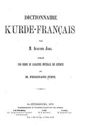 Dictionnaire kurde-français
