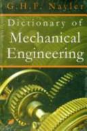 Dictionary of Mechanical Engineering PDF