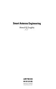 Smart Antenna Engineering PDF