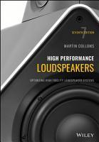 High Performance Loudspeakers PDF