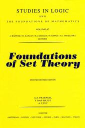 Foundations of Set Theory: Edition 2