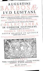 Collectanea in Codicem Justiniani: libr. 1 - 5, Volume 2
