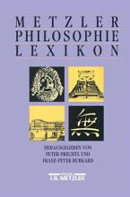 Metzler Philosophie Lexikon PDF