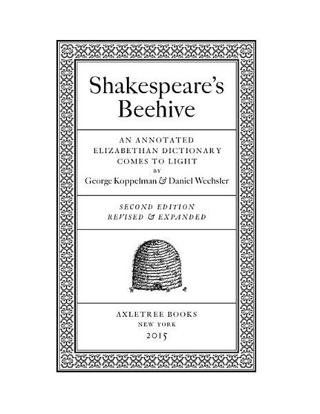 Download Shakespeare s Beehive Book