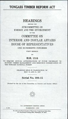 Tongass Timber Reform Act