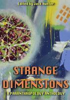 Strange Dimensions PDF