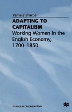 Adapting to Capitalism PDF