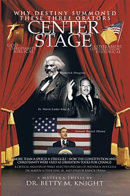 Why Destiny Summoned These Three Orators Center Stage PDF
