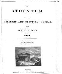 The Athenaeum Book PDF