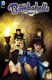 DC Comics: Bombshells (2015-) #48
