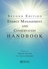 Energy Management and Conservation Handbook, Second Edition: Edition 2