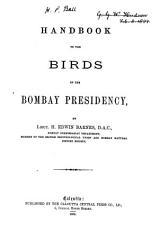 Handbook to the Birds of the Bombay Presidency PDF