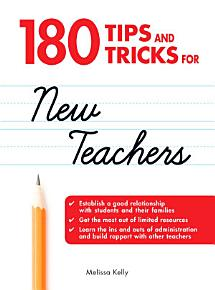 180 Tips and Tricks for New Teachers PDF