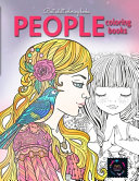 Best Adult Coloring Books, People Coloring Books