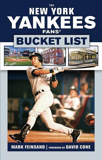 New York Yankees Fans  Bucket List PDF