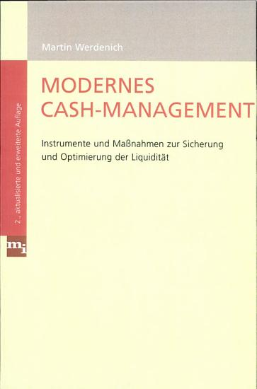 Modernes Cash Management PDF