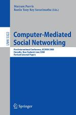 Computer-Mediated Social Networking