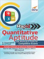 Rapid Quantitative Aptitude   With Shortcuts   Tricks for Competitive Exams PDF