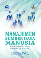 Manajemen Sumber Daya Manusia PDF