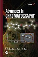 Advances in Chromatography  Volume 57 PDF
