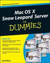 Mac OS X Snow Leopard Server For Dummies PDF