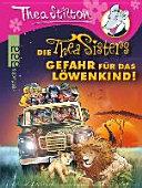 Die Thea Sisters   Gefahr f  r das L  wenkind  PDF
