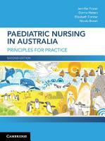 Paediatric Nursing in Australia PDF
