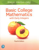 Basic College Mathematics with Early Integers PDF