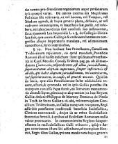 Exercitium theologicum quaestionem: utrum Pontifex Romanus summam potestatem habeat convocandi concilia ecclesiastica? contra R. Bellarminum ... sistens
