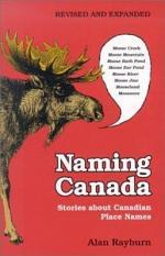 Naming Canada