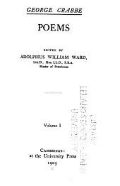 Poems: Volume 1