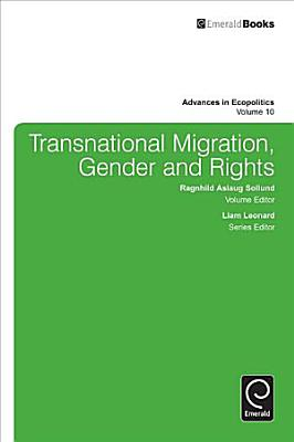 Transnational Migration  Gender and Rights