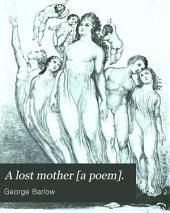 A lost mother [a poem].