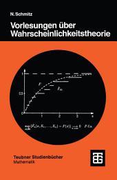 Vorlesungen über Wahrscheinlichkeitstheorie