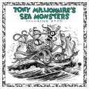 Tony Millionaire s Sea Monsters Coloring Book