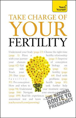 Take Charge Of Your Fertility  Teach Yourself