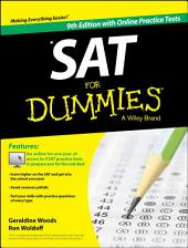 SAT For Dummies, with Online Practice: Edition 9