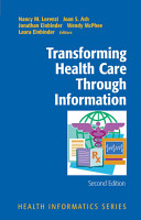 Transforming Health Care Through Information PDF